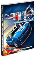 2010-Up Camaro Restyling, Performance Parts, and Accessories Catalog