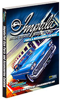 1958-96 Chevrolet Impala and Full Size Restoration and Performance Parts Catalog