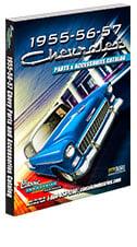 1955-57 Chevrolet Tri-Five Restoration and Performance Parts Catalog