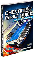 1947-08 Chevrolet and GMC Truck Restoration and Performance Parts Catalog