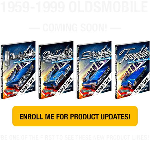 1959-1999 oldsmobile