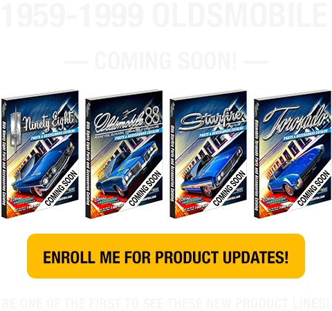 1959-1999 Buick  - Coming Soon! - Be one of the first to see these new product lines!