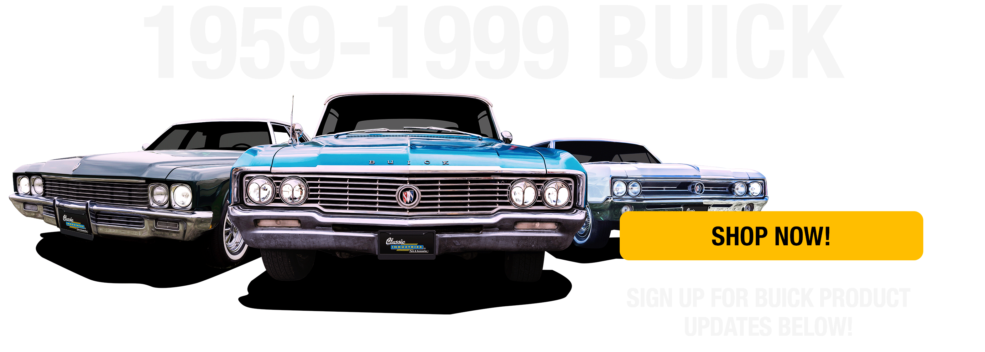1959-1999 Buick - Show Now!