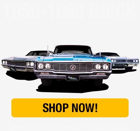 1959-1999 Buick - Shop Now!