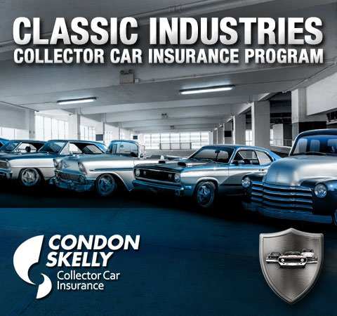 Classic Industries Collector Car Insurance Program