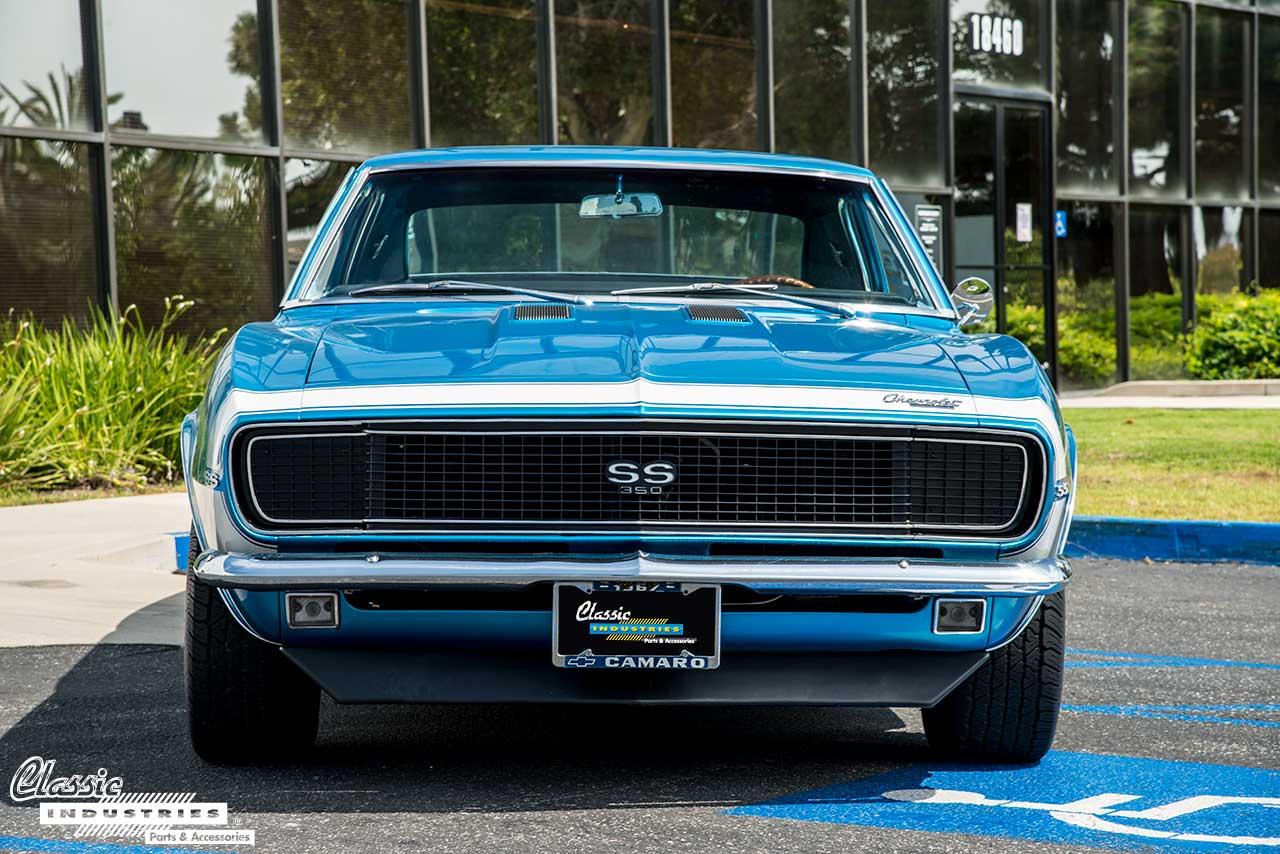 1967 67 CHEVY CAMARO Parking Sign