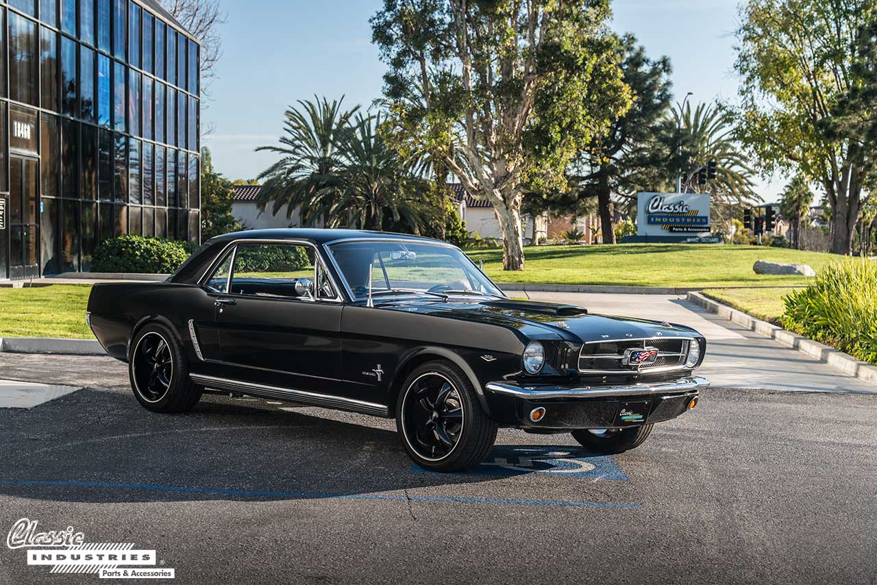 65 Mustang Sign