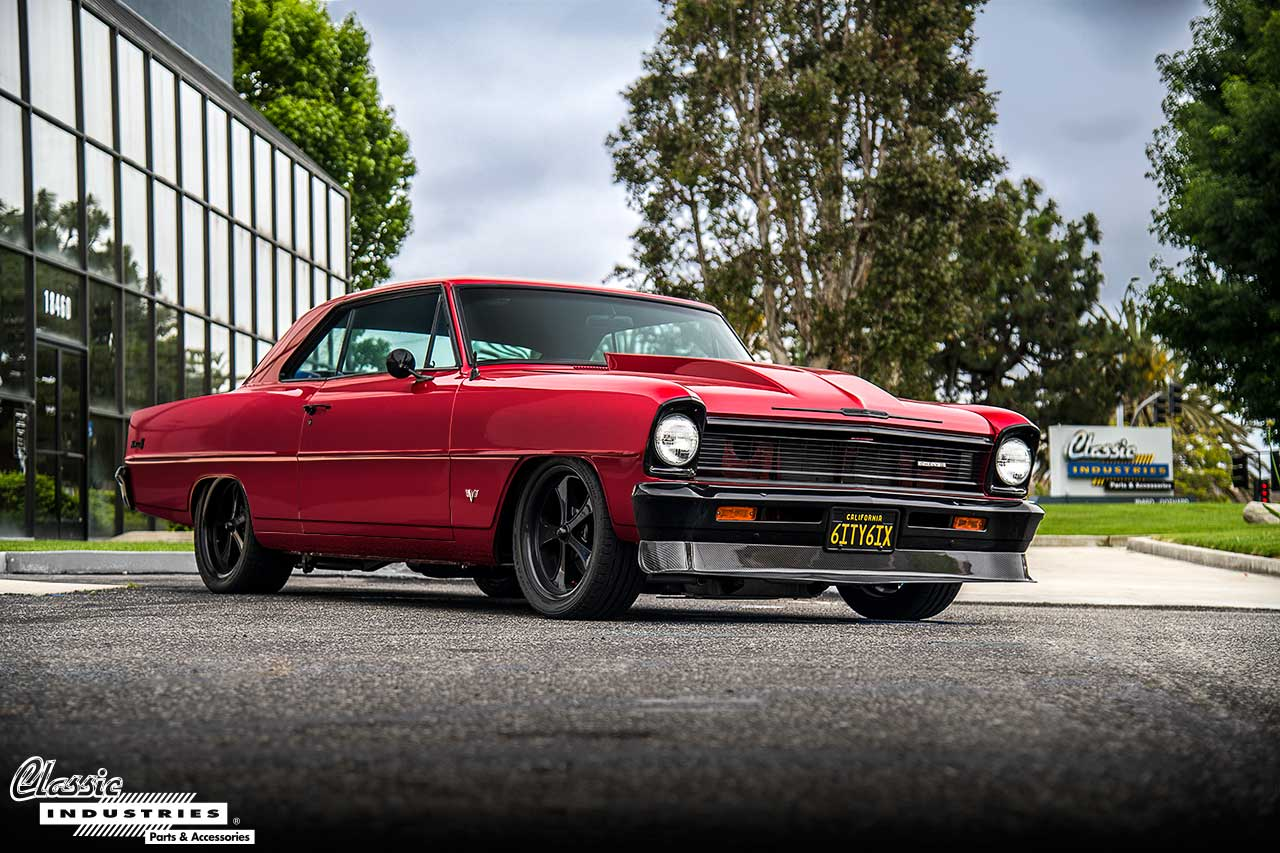 1962-1979 Chevrolet ChevyII and Nova Parts and Accessories
