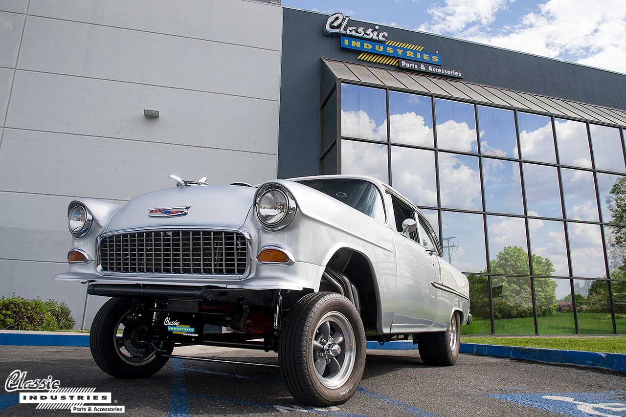 1955 Chevy Bel Air Old School Gasser