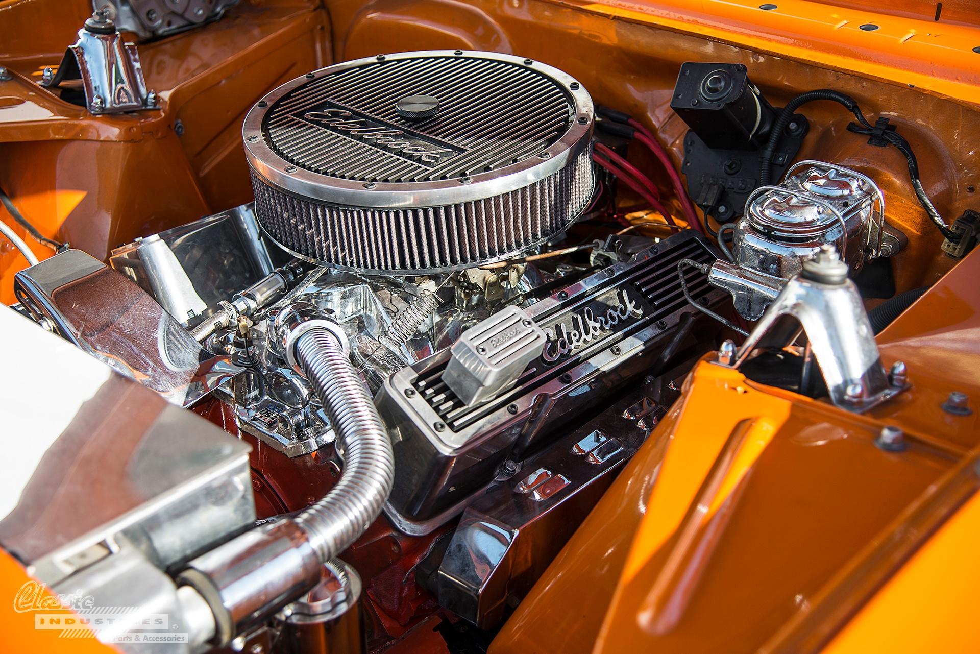 1963 Nova Wagon - Creamsicle Chevy