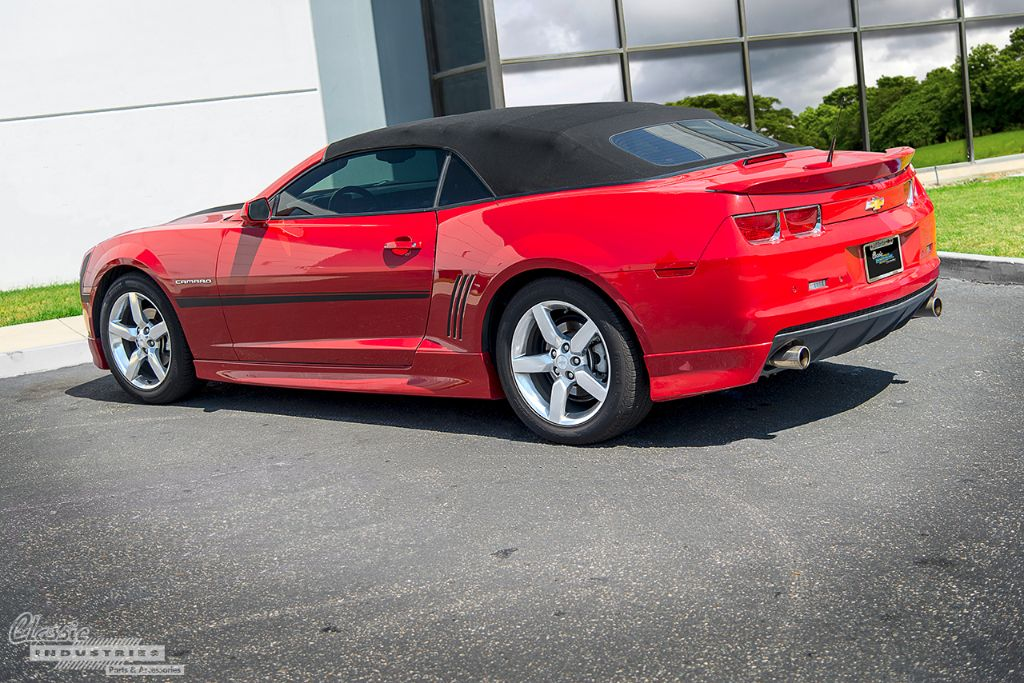 2011 Camaro Convertible - Modified 5th-Gen