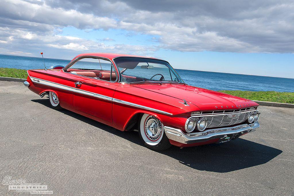 1961 Impala - Frame-Off Restoration