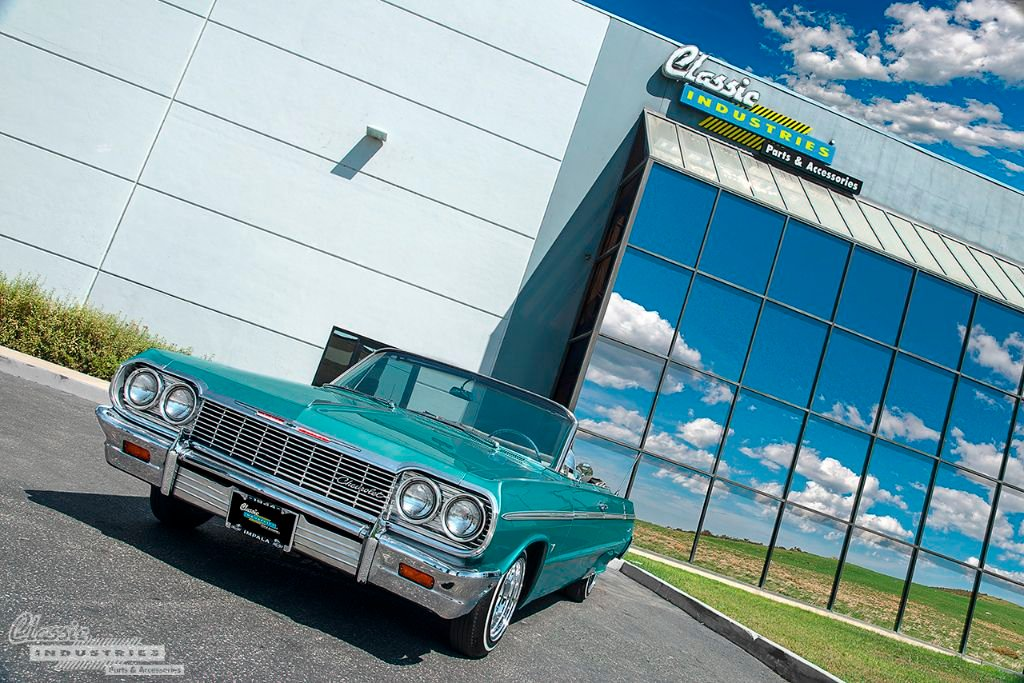 if you have a classic impala bel air biscayne caprice or other fullsize chevy model classic industries has the parts and accessories you need to make