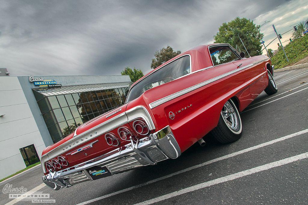 1964 Impala SS - Sixty-Four Fanatic