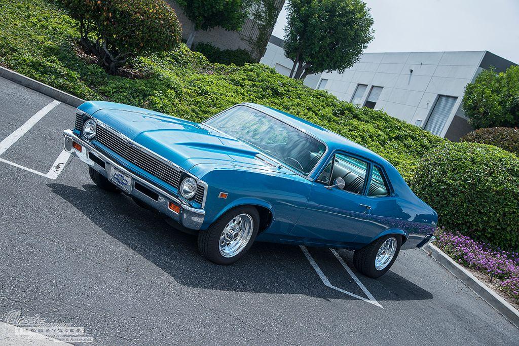 1968 Chevy Nova - Restored Muscle Car