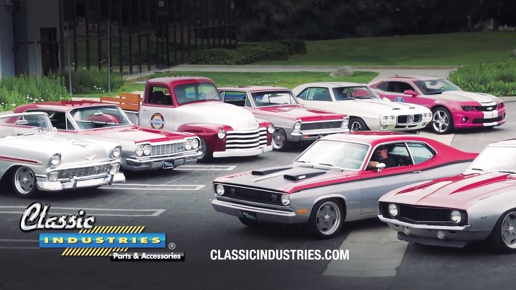 Video: Classic Industries Restoration Parts in Action
