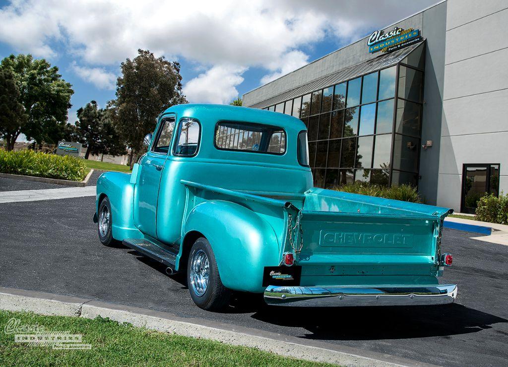 49 Chevy Pickup Keep On Truckin