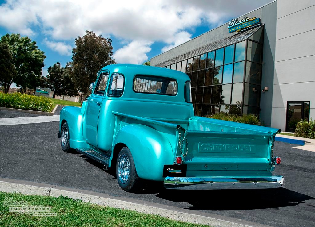 49 Chevy Pickup - Keep on Truckin