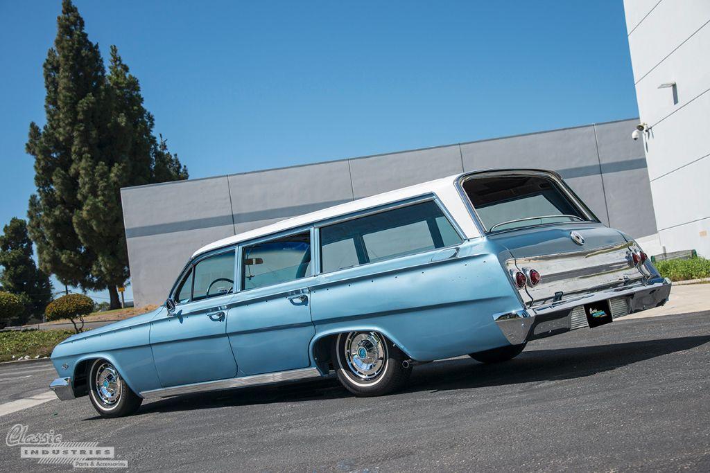 1962 Impala Wagon - Long-Roof Cruisin'