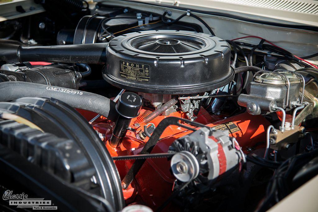 62 Impala SS - Reborn