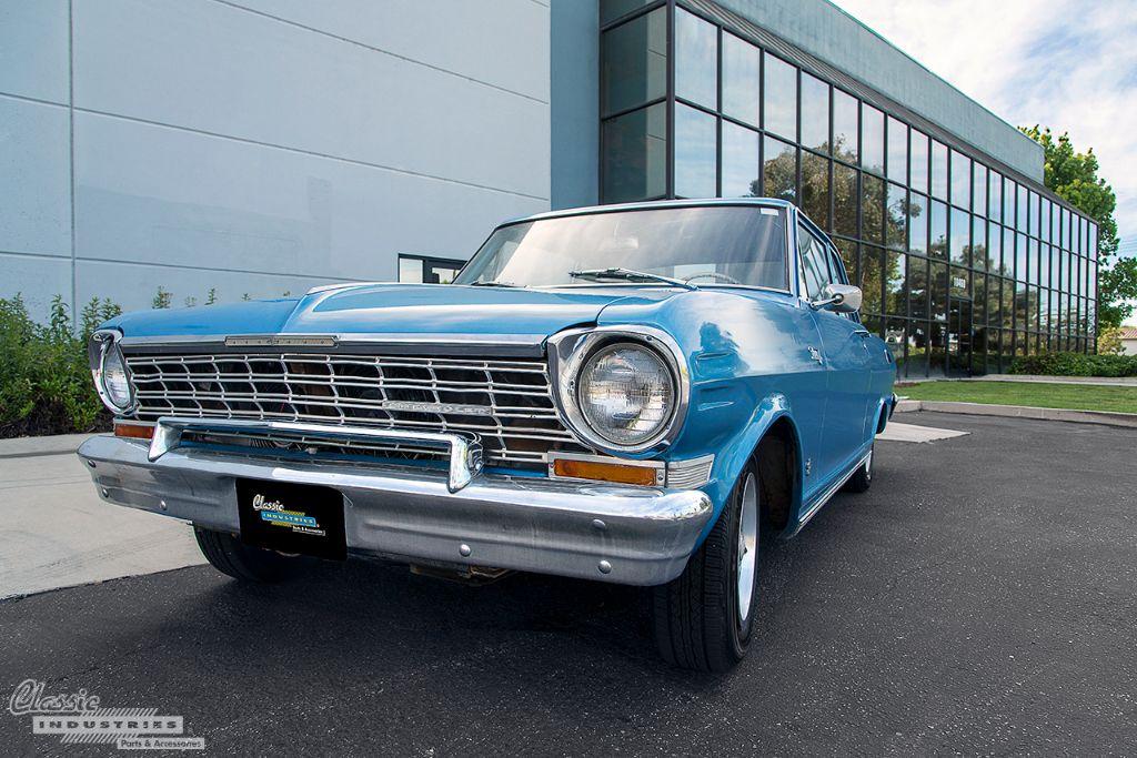 1964 Chevy Nova - Original-Style Restoration